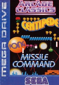 Arcade Classics (1996 Sega) (EU)