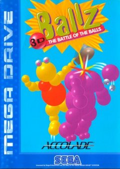 Ballz 3D: The Battle Of The Balls (EU)