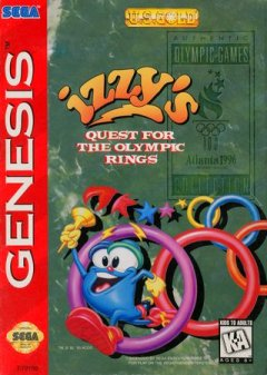 Izzy's Quest For The Olympic Rings (US)