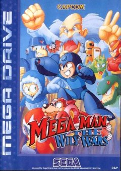 Mega Man: The Wily Wars (EU)