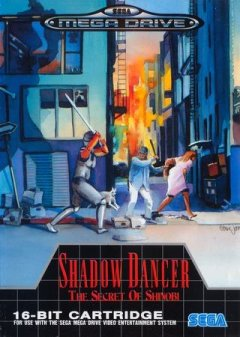 Shadow Dancer: The Secret Of Shinobi (EU)