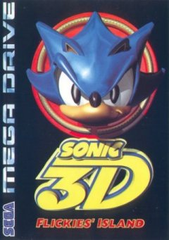 Sonic 3D: Flickies' Island (EU)