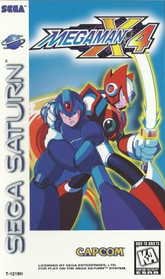 Mega Man X4 (US)