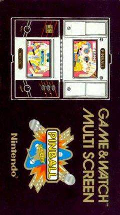 Pinball (1983 Nintendo) (US)