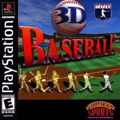 <a href='http://www.playright.dk/info/titel/3d-baseball'>3D Baseball</a> &nbsp;  21/30