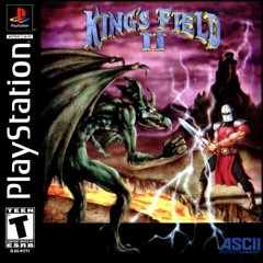 King's Field III (US)