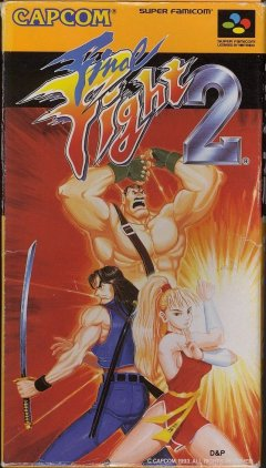 Final Fight 2 (JAP)