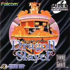 Dragon Slayer: The Legend Of Heroes (US)