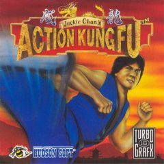 Jackie Chan's Action Kung Fu (US)