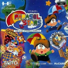 Parasol Stars (JAP)