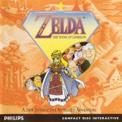 Zelda: The Wand Of Gamelon (EU)