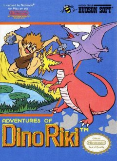 Adventures Of Dino Riki, The (US)