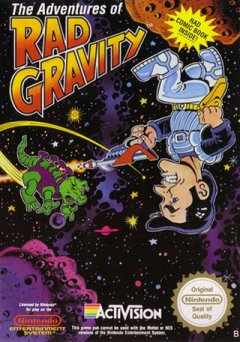 Adventures Of Rad Gravity, The (EU)