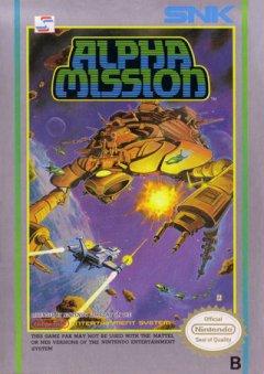 Alpha Mission (EU)