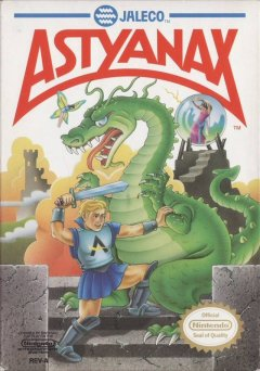 Astyanax, The (US)
