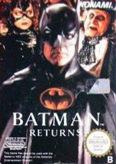 Batman Returns (1993 Konami #1) (EU)