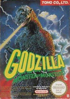 Godzilla: Monster Of Monsters! (EU)
