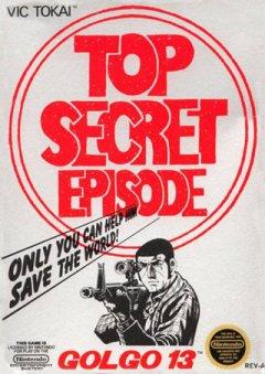 Golgo 13: Top Secret Episode (US)