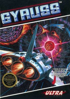 Gyruss (US)