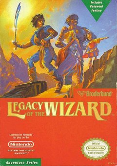 Legacy Of The Wizard (US)