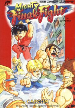 Mighty Final Fight (JAP)