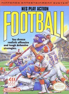 NES Play Action Football (US)