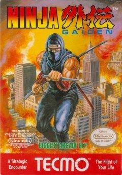 Ninja Gaiden (1988) (US)