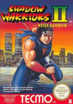 Ninja Gaiden II: The Dark Sword Of Chaos (EU)