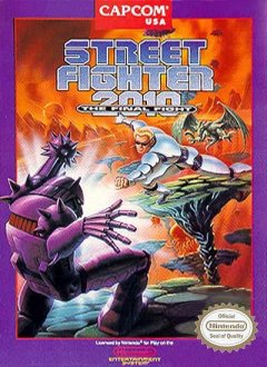 Street Fighter 2010: The Final Fight (US)