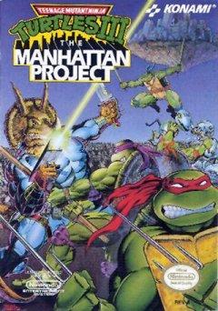 Teenage Mutant Ninja Turtles III: The Manhattan Project (US)