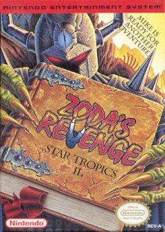 Zoda's Revenge: StarTropics II (US)