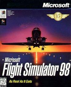 Microsoft Flight Simulator 98 (US)
