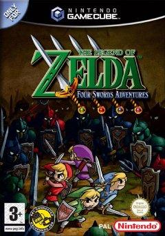 Legend Of Zelda, The: Four Swords Adventures (EU)