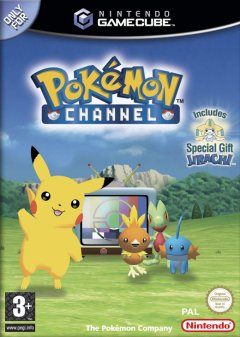 Pokémon Channel (EU)