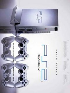 PlayStation 2 [Silver] (EU)