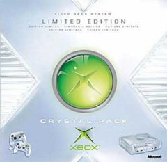 Xbox [Crystal Limited Edition]