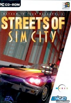 Streets Of SimCity (US)