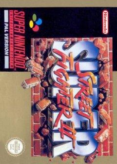 Super Street Fighter II (EU)