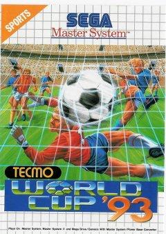 Tecmo World Cup '93 (EU)