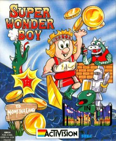 Wonder Boy In Monster Land (US)