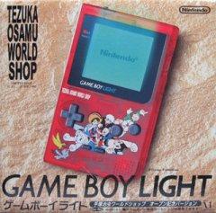 Game Boy Light [Tezuka Osamu World Shop Limited Edition]