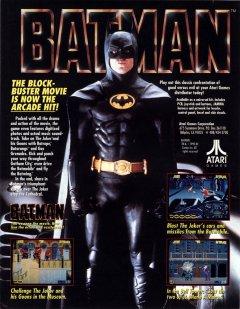 Batman (1990 Atari) (US)