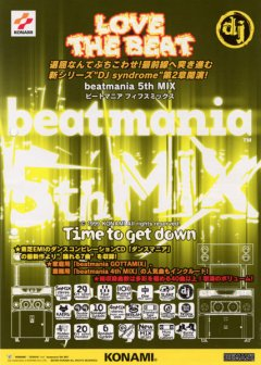 Beatmania 5th Mix: The Beat Goes On