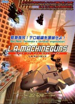 L.A. Machineguns: Rage Of The Machines