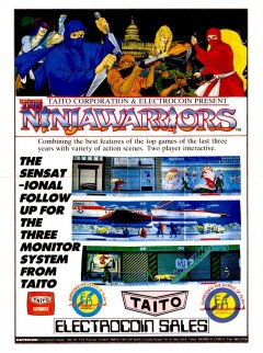 Ninja Warriors (US)