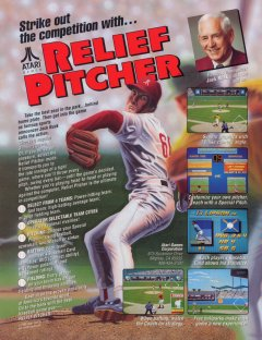 Relief Pitcher (US)
