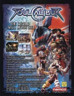 Soul Calibur II (US)
