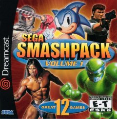 <a href='http://www.playright.dk/info/titel/sega-smash-pack-volume-1'>Sega Smash Pack: Volume 1</a> &nbsp;  21/30