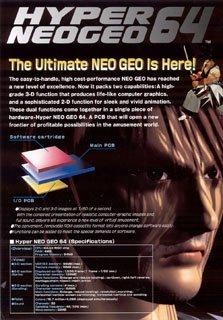 Hyper Neo Geo 64