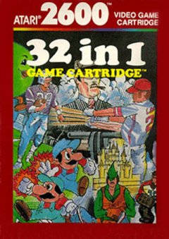 32-In-1 Game Cartridge (EU)